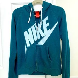 Nike Women's Zip Hoodie, Size S